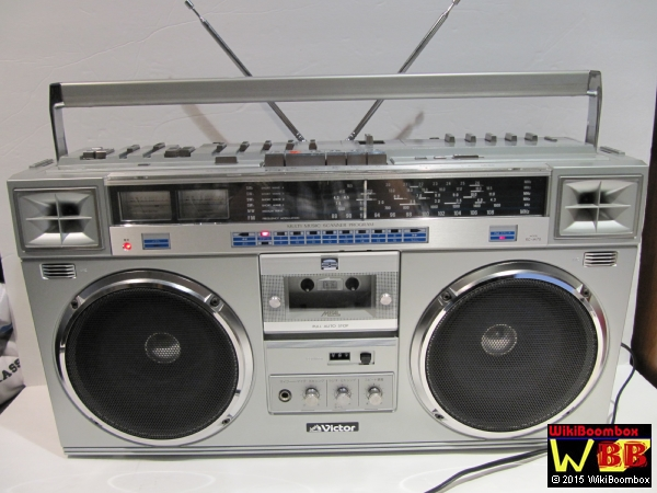 Victor RC-M70 Boombox
